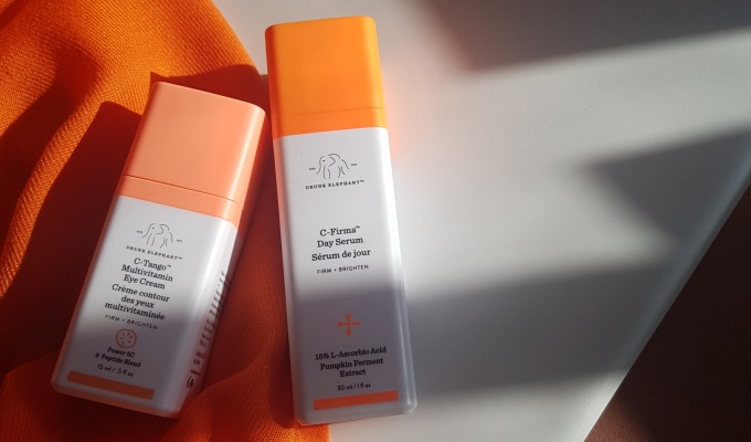 Review: Drunk Elephant – Vitamin C Firma Day Serum